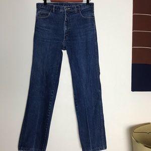 Vintage Calvin Klein High Waist Jeans